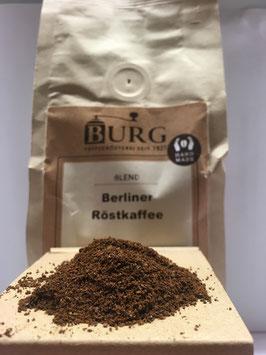 Handgeröstete FAIRTRADE KAFFEES