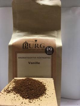 Handgerösteter aromatisierter Kaffee