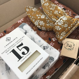 PETIT COFFRET NAISSANCE - créations artisanales - made in France