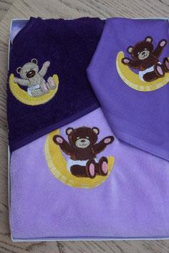 BABY-BOX 1 violett/flieder
