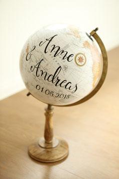 Globus Holz