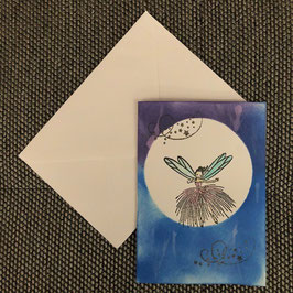 "Karte ""Fliegende Fee"""