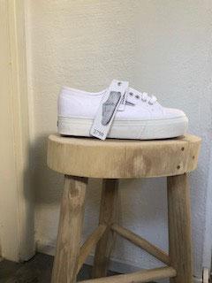 Sneaker Superga Plateau 2750