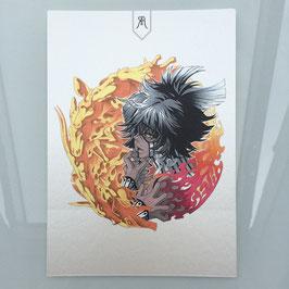 Seth A5 Print