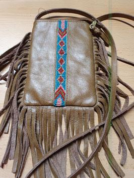Indianer Tasche ca. 19x13cm
