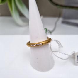 M&M RING MODERN GLAM GOLD | MODELL 225 ARTIKELNUMMER: MR3225-456
