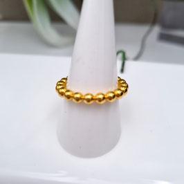 Kado Ring Kugel 252-3,5-00 EST vergoldet
