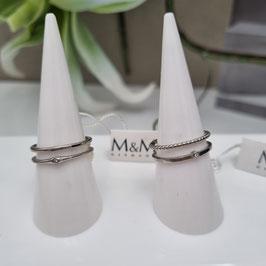 M&M RING BEST BASICS | MODELL 350 und MODELL 357