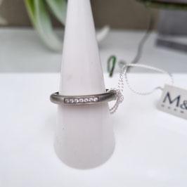 M&M RING MODERN GLAM | MODELL 225 ARTIKELNUMMER: MR3225-158