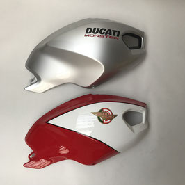Tankcover Ducati Monster 696-796-1100