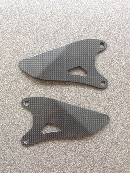 Heel guards Ducati 848-1098-1198