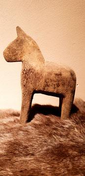 Houten paardje L