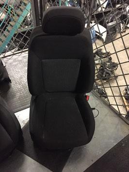 Sedili Anteriori Opel Corsa D