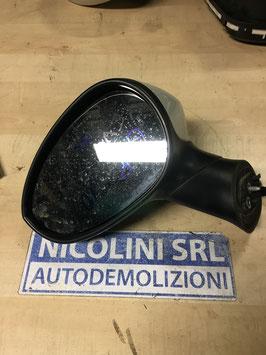 Specchio retrovisore SX Fiat grande punto EVO