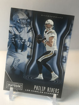 Philip Rivers (Chargers) 2018 Contenders #36