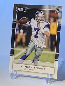 Cooper Rush (Cowboys) 2017 Playoff #266