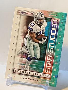 Ezekiel Elliott (Cowboys) 2018 Rookies & Stars Star Studded #SS-6