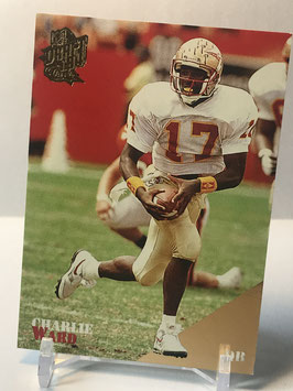 Charlie Ward (Florida State) 1994 Classic NFL Draft Gold #81