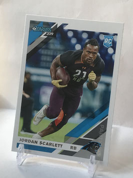 Jordan Scarlett (Panthers) 2019 Donruss #252