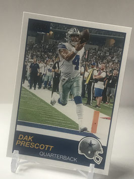 Dak Prescott (Cowboys) 2019 Score #162