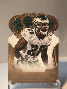 Earl Wolff (Eagles) 2013 Crown Royale Bretail Bronze #137