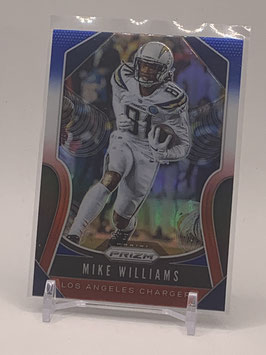 Mike Williams (Chargers) 2019 Prizm Red/White/Blue Prizm #218