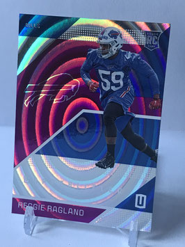 Reggie Ragland (Bills) 2016 Panini Unparalleled Purple #184