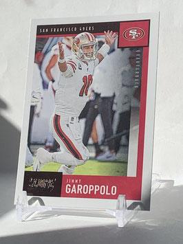 Jimmy Garoppolo (49ers) 2020 Score #311