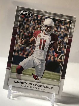 Larry Fitzgerald (Cardinals) 2017 Playoff #2