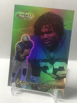 Edgerrin James (Colts) 1999 Topps Gold Label Class 1 #100
