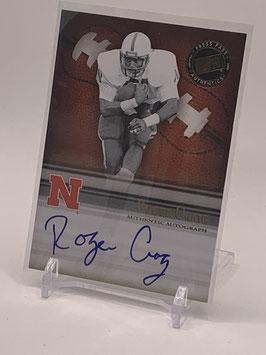 Roger Craig (Nebraska/ 49ers) 2008 Press Pass Legends Bowl Edition Semester Signatures Autograph #SS-RC
