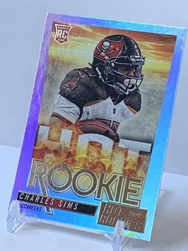 Charles Sims (Buccaneers) 2014 Hot Rookies Hot Rookie #HR