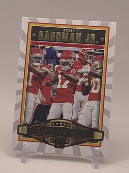 Mecole Hardman (Chiefs) 2020 Donruss The Champ is Here #CH-MH