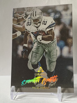 Emmitt Smith (Cowboys) 2020 Luminance Vintage #VP13