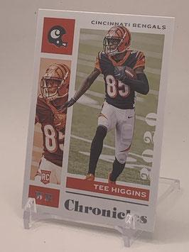 Tee Higgins (Bengals) 2020 Chronicles #21