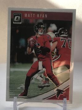 Matt Ryan (Falcons) 2018 Donruss Optic #4