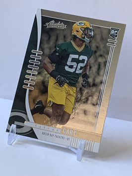 Rashan Gary (Packers) 2019 Absolute #156