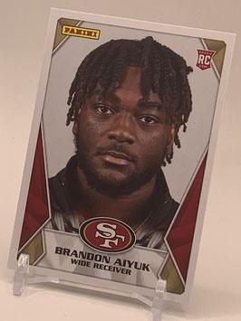 Brandon Aiyuk (49ers) 2020 Panini #99