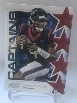 Deshaun Watson (Texans) 2019 Score Captains C-9