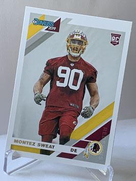 Montez Sweat (Redskins) 2019 Donruss #260