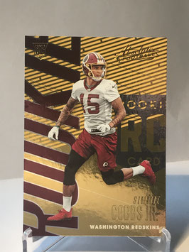 Simmie Cobbs (Redskins) 2018 Panini Absolute #108