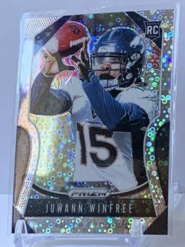 Juwann Winfree (Broncos) 2019 Prizm Disco Prizm #387