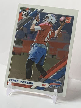 Tyree Jackson (Bills) 2019 Donruss Optic #133