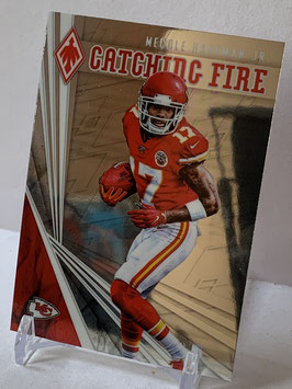 Mecole Hardman (Chiefs) 2019 Phoenix Catching Fire #6