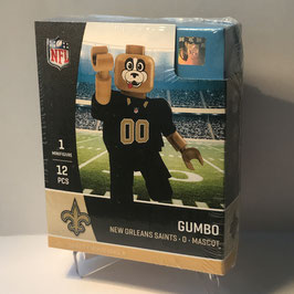Gumbo Mascot (Saints) OYO Figur Generation 4/ Serie 2