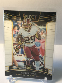 Derrius Guice (Redskins) 2018 Select #20