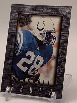 Marshall Faulk (Colts) 1996 Fleer Ultra Sensations Pewter 45