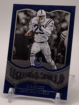 Eric Dickerson (Colts) 2016 Panini Legends of the Shield #15