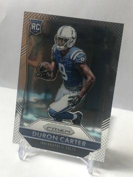 Duron Carter (Colts) 2015 Prizm #227