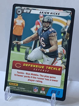 Akiem Hicks (Bears) 2019 FIVE TCG R136